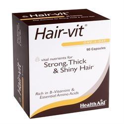 HealthAid Hair-Vit 90 capsule