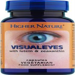 Higher Nature VisualEyes 90 capsule
