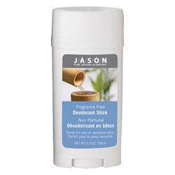 Jason Bodycare No Scent Deodorant Stick 75g