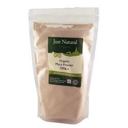 Just Natural Organic Org Maca Powder 200g