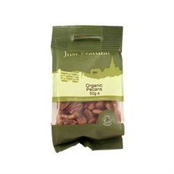 Just Natural Organic Org Pecan Halves 50g