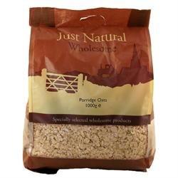 Just Natural Wholesome Porridge Oats 1000g