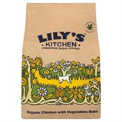 LILY'S KITCHEN - Food  Dog Chicken & Veg Bake 1000g