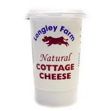 Longley Farm Longl Natural Cottage Cheese 250g