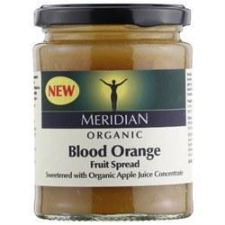 Meridian Org Blood Orange Fruit Spread 284g