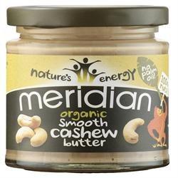 Meridian Org Cashew Butter 170g