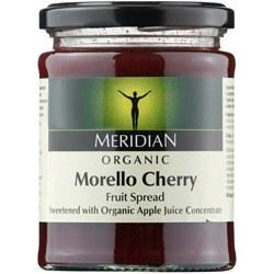 Meridian Org Cherry Fruit Spread 284g