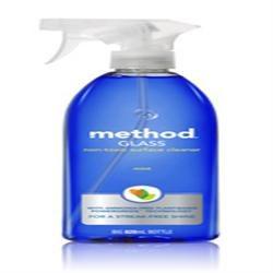 Method Glass Cleaner Mint Spray 828ml