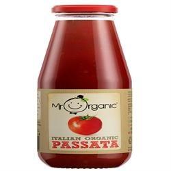 Mr Organic Org Passata Jar 690g