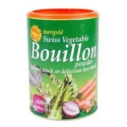 Marigold Veg Bouillon Powder GREEN 500g