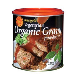 Marigold Org Gravy Powder GF Vegan 110g