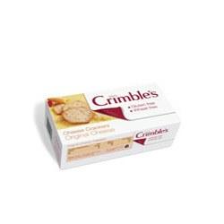Mrs Crimbles Cheese Crackers Original 130g