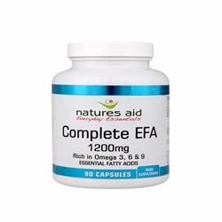Natures Aid  Complete Efa 90 + 45 free  90 + 45 free