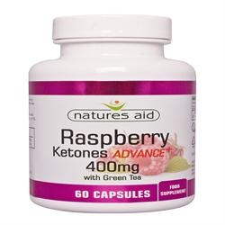Natures Aid Raspberry Ketones Advance+ 60 capsule