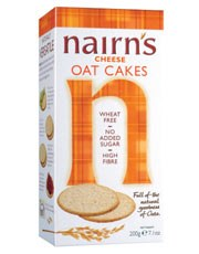 Nairns Cheese Oat Cakes 200g