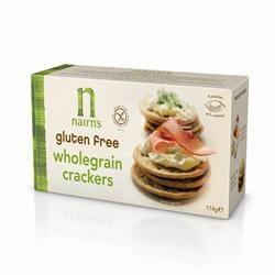 Nairns Gluten Free Wholegrain Cracker 137g