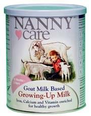 Nanny Goat Growing Up Milk 400g