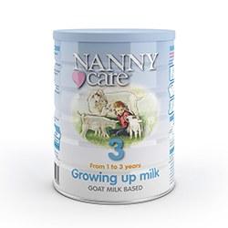 Nanny Growing up milk 900g