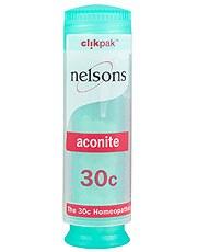 Nelsons Aconite 30c 84 tablet
