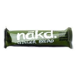 Nakd Ginger Bread G/F Bar 35g