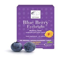 New Nordic Blueberry Eyebright 60 tablet