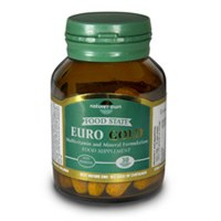 Natures Own Euro Gold Multi Vits & Mins 30 tablet