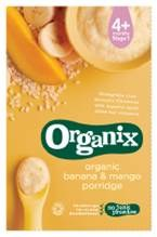Organix Banana and Mango Porridge 120g 120g