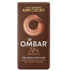 Ombar Ombar 72% Cacao 35g 35g