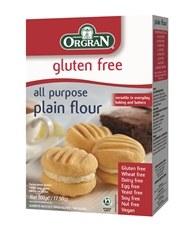 Orgran Plain Flour 500g