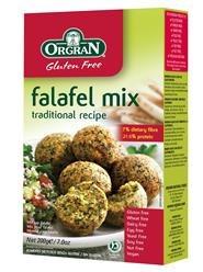 Orgran Falafel Mix 200g