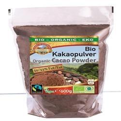 Pearls of Samarkand Organic F/T Cacao powder 600g