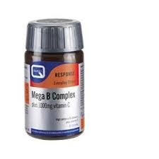 Quest Vitamins Ltd Mega B Complex 60 tablet