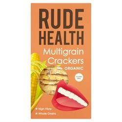 Rude Health Organic Multigrain Crackers 160g