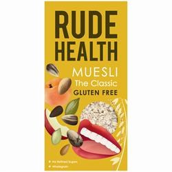 Rude Health Coconut&Seed GlutenFree Muesli 500g