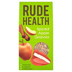 Rude Health Spiced Apple Granola 5x500g