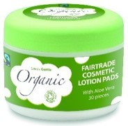 Simply Gentle Cosmetic Lotion Pads 30pads