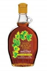 Shady Farm Organic Maple Syrup 250ml