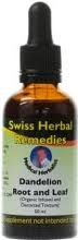 Swiss Herbal Remedies Ltd  Dandelion 50ml