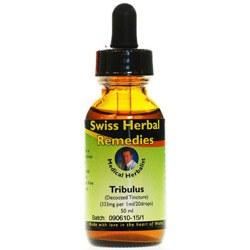 Swiss Herbal Remedies Ltd  Tribulus 50ml