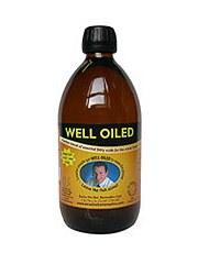 Swiss Herbal Remedies Ltd  Well Oiled Omega Oil Blend 500ml