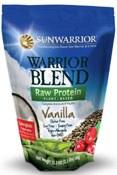 Sunwarrior Warrior Blend Vanilla 750g