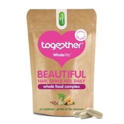 Together Health Beautiful Hair Skin & Nail 60 capsule