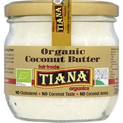 Tiana Odourless Coconut Butter 350ml