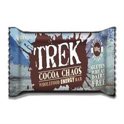 Trek Trek Cocoa Chaos Bar 55g