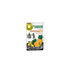 Tropical Wholefoods Org Fairtrade Dried Pineapple 100g