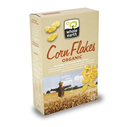 Whole Earth Corn Flakes 375g