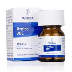 Weleda Arnica 30c 125 tablet