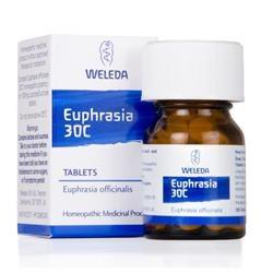 Weleda Euphrasia 30c 125 tablet