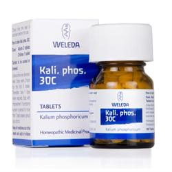 Weleda Kali Phos 30c 125 tablet