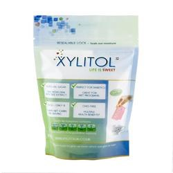 Xylitol Xylitol Sweetener Pouch 250g
